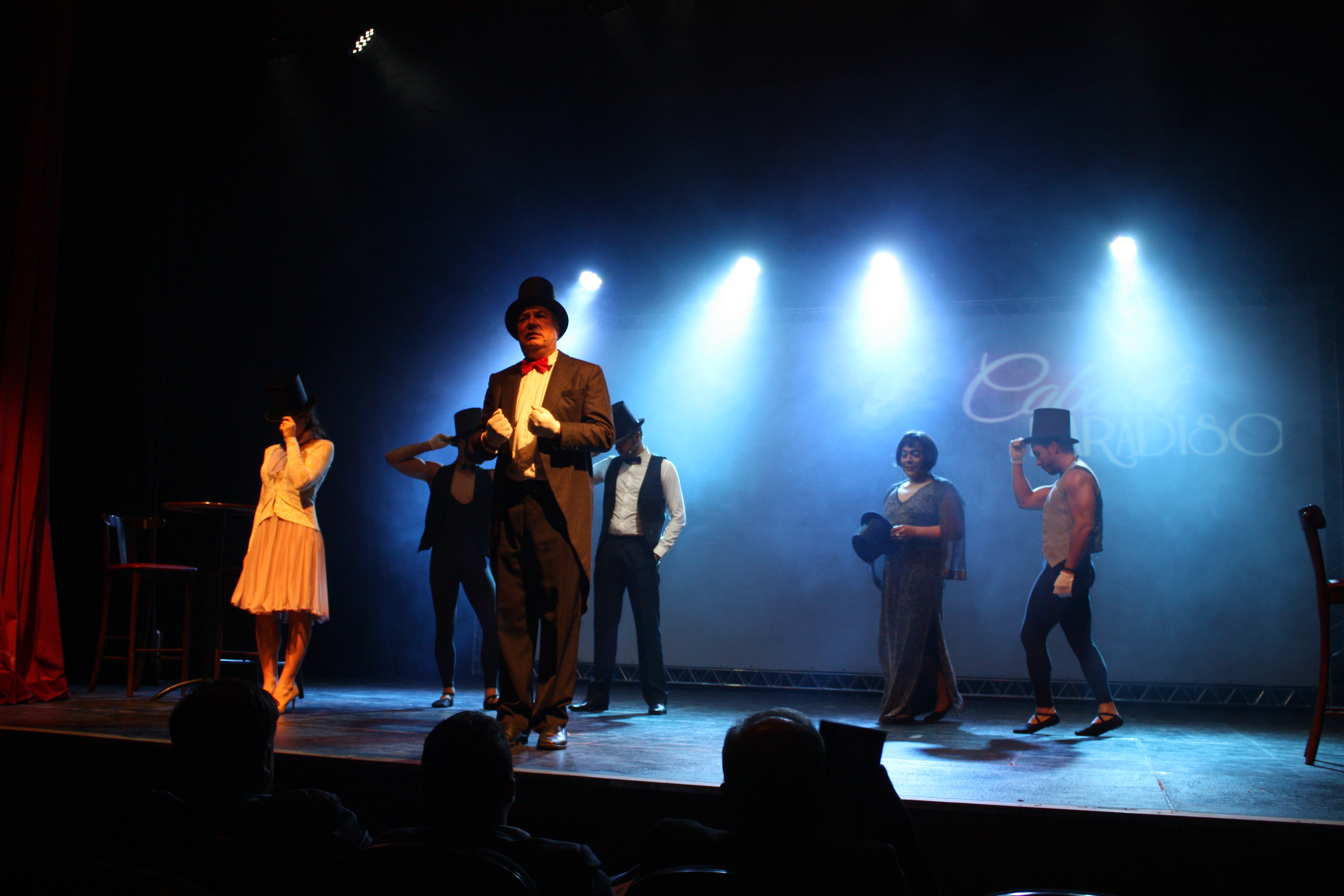 Show Cabaret Paradiso
