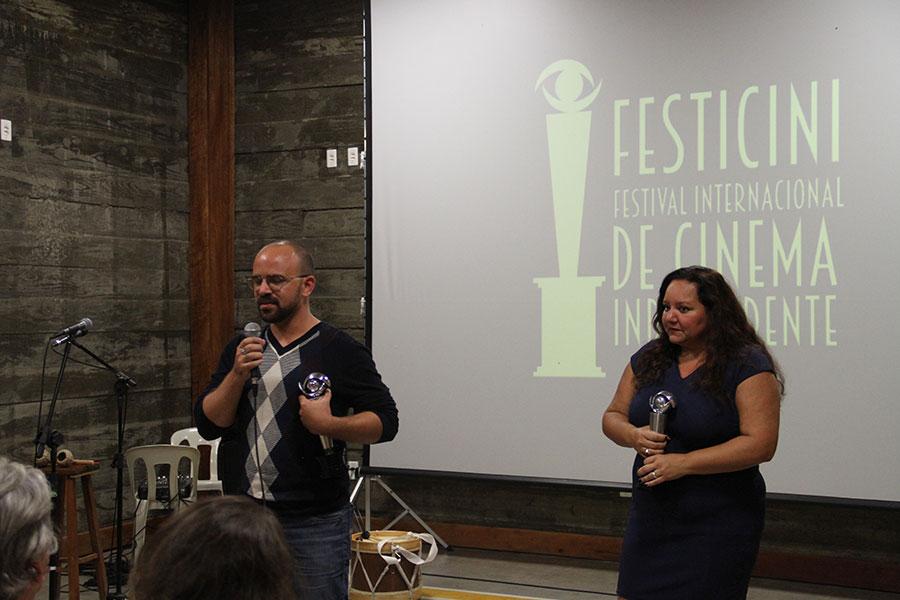 Diretor e Atriz  Melhor Filme Longa Metragem - Rebento -André Morais