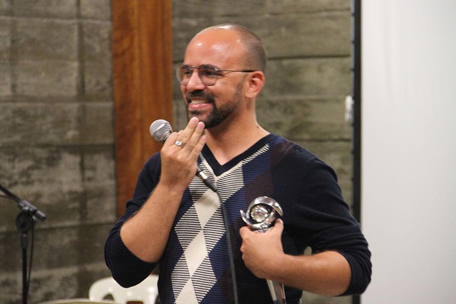 Diretor Melhor Filme Longa Metragem - Rebento -André Morais