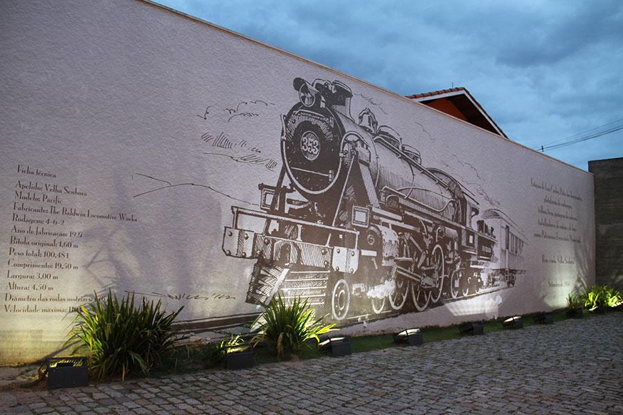 Espaço De Exibições da Vla de Luis Carlos - Guararema